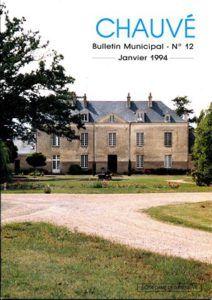 1994 - Bulletin annuel 12