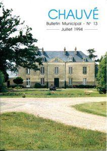 1994 - Bulletin annuel 13