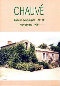 1995 - Bulletin annuel 15
