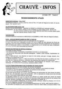 1997 - Bulletin municipal 006