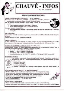 2000 - Bulletin municipal 015