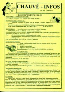 2000 - Bulletin municipal 016