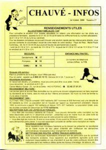 2000 - Bulletin municipal 017
