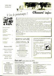 2002 - Bulletin municipal 022