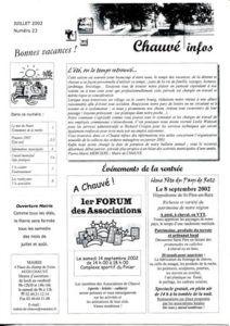2002 - Bulletin municipal 023