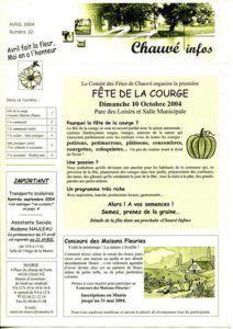 2004 - Bulletin municipal 032