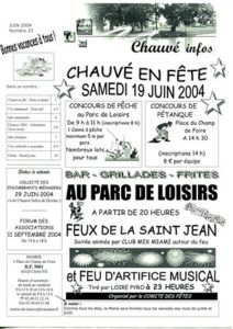 2004 - Bulletin municipal 033