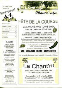 2004 - Bulletin municipal 034