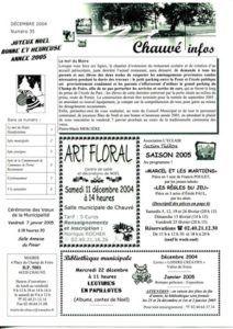 2004 - Bulletin municipal 035