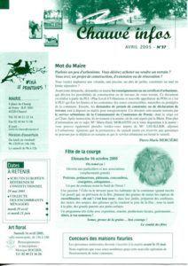 2005 - Bulletin municipal 037