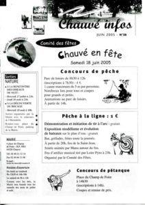 2005 - Bulletin municipal 038