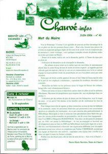 2006 - Bulletin municipal 043