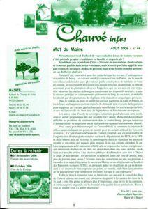 2006 - Bulletin municipal 044