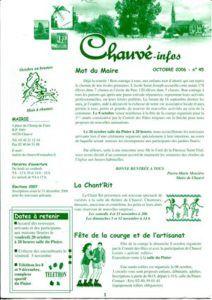 2006 - Bulletin municipal 045