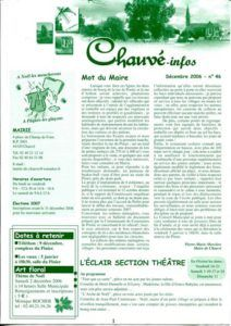 2006 - Bulletin municipal 046