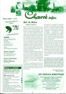 2007 - Bulletin municipal 047