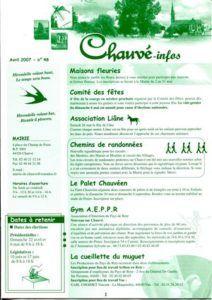 2007 - Bulletin municipal 048