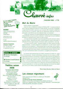 2008 - Bulletin municipal 053