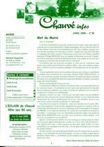 2008 - Bulletin municipal 054