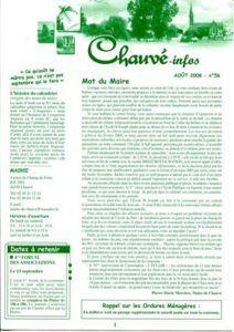 2008 - Bulletin municipal 056