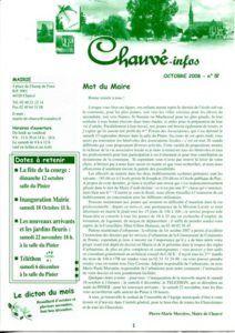 2008 - Bulletin municipal 057