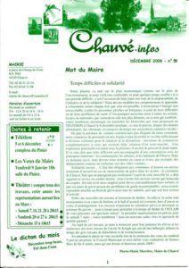 2008 - Bulletin municipal 058
