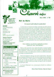 2009 - Bulletin municipal 059