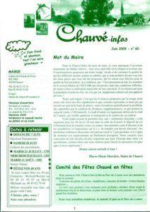 2009 - Bulletin municipal 060