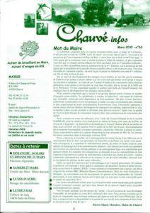 2010 - Bulletin municipal 063