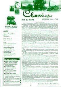 2011 - Bulletin municipal 069