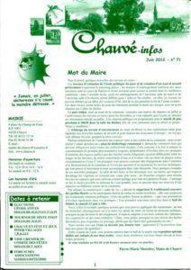 2012 - Bulletin municipal 071