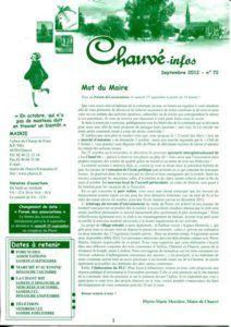 2012 - Bulletin municipal 072