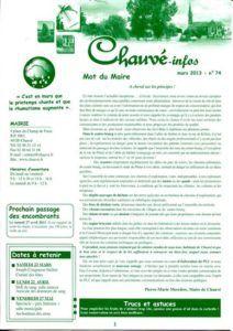 2013 - Bulletin municipal 074