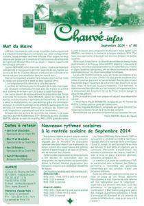 2014 - Bulletin municipal 080