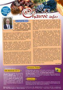2015 - Bulletin municipal 084